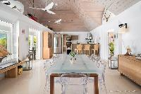 spacious Saint Barth Villa Rose Des Vents holiday home, luxury vacation rental