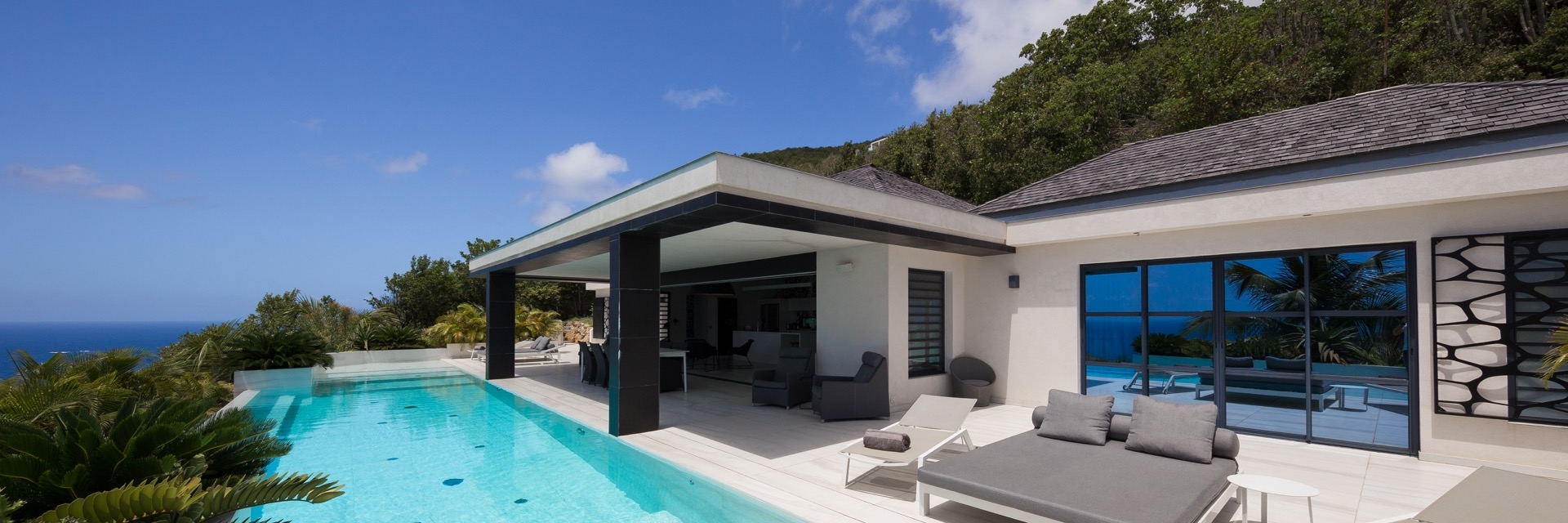 Saint Barth - Villa Rose Dog Estate