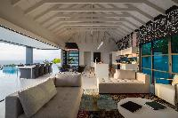 spacious Saint Barth Villa Rose Dog Estate holiday home, luxury vacation rental