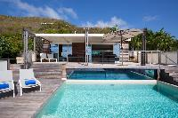 beautiful Saint Barth Villa Rose Dog Estate holiday home, luxury vacation rental