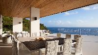 beautiful seaside Saint Barth Villa Vitti luxury holiday home, vacation rental