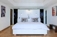 clean bed sheets in Saint Barth Villa Wastra luxury holiday home, vacation rental
