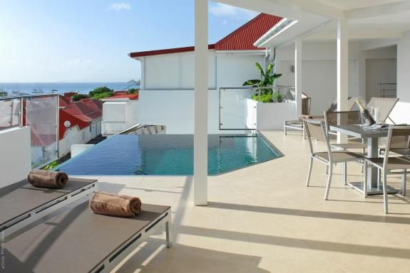 beautiful Saint Barth Villa Wastra luxury holiday home, vacation rental