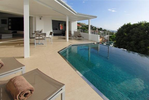 perfect Saint Barth Villa Wastra luxury holiday home, vacation rental
