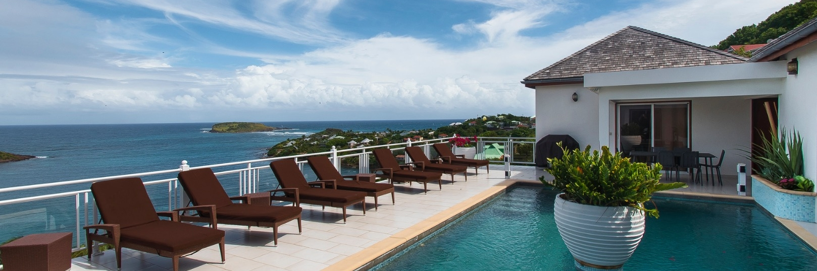 Saint Barth - Villa Bellevue
