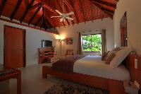 neatly furnished Saint Barth Villa Bellevue luxury holiday home, vacation rental