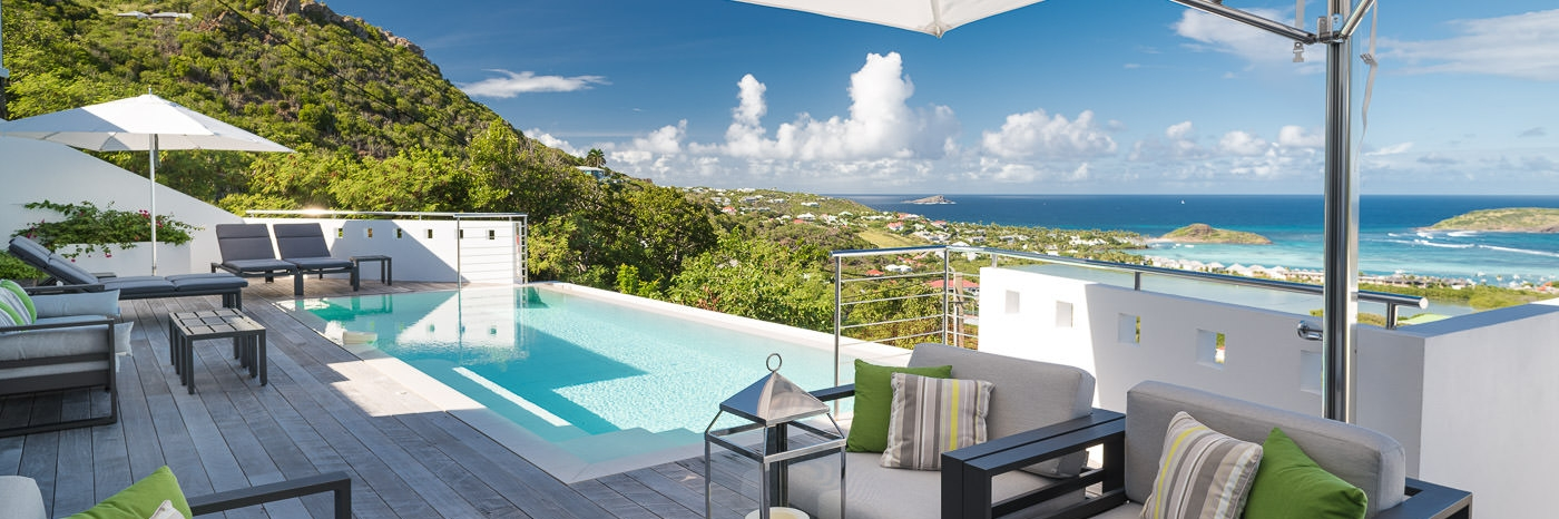 Saint Barth - Villa Iris