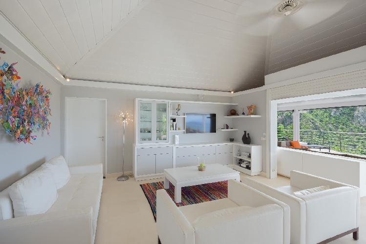 impeccable Saint Barth Villa Mapou luxury holiday home, vacation rental