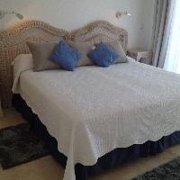 clean bed sheets in Saint Barth Villa Milonga luxury holiday home, vacation rental