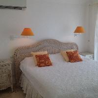 clean bedroom linens in Saint Barth Villa Milonga luxury holiday home, vacation rental