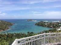 cool sea view from Saint Barth Villa Milonga luxury holiday home, vacation rental