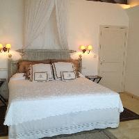 delightful bedroom in Saint Barth Villa Milonga luxury holiday home, vacation rental