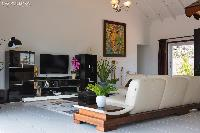 cool sitting area in Saint Barth Villa Rising Sun holiday home, luxury vacation rental