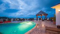 cool cabana of Saint Barth Villa Rising Sun holiday home, luxury vacation rental