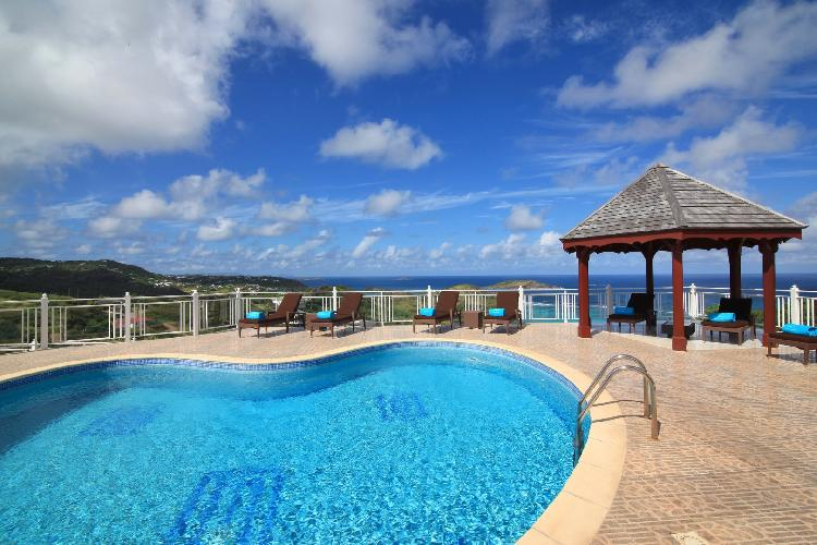 amazing Saint Barth Villa Rising Sun holiday home, luxury vacation rental