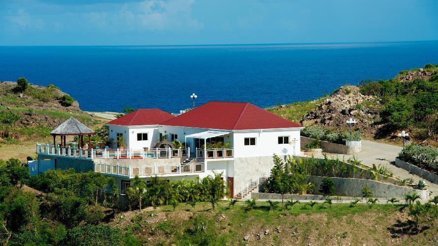 awesome Saint Barth Villa Rising Sun holiday home, luxury vacation rental