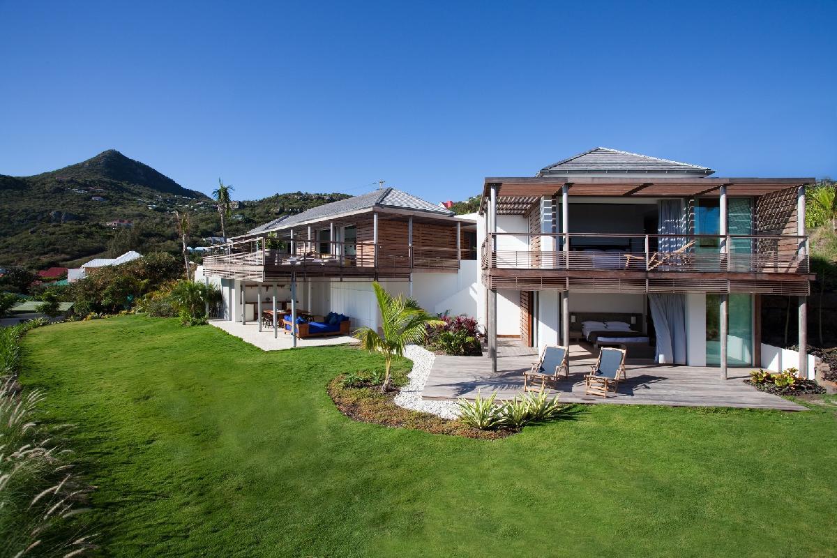 marvelous Saint Barth Villa Sereno 2 luxury holiday home, vacation rental