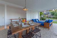 spacious Saint Barth Villa Sereno 2 luxury holiday home, vacation rental