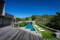 lovely surroundings of Saint Barth Villa Dunes luxury holiday home, vacation rental