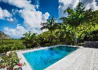 awesome pool of Saint Barth Villa Dunes luxury holiday home, vacation rental