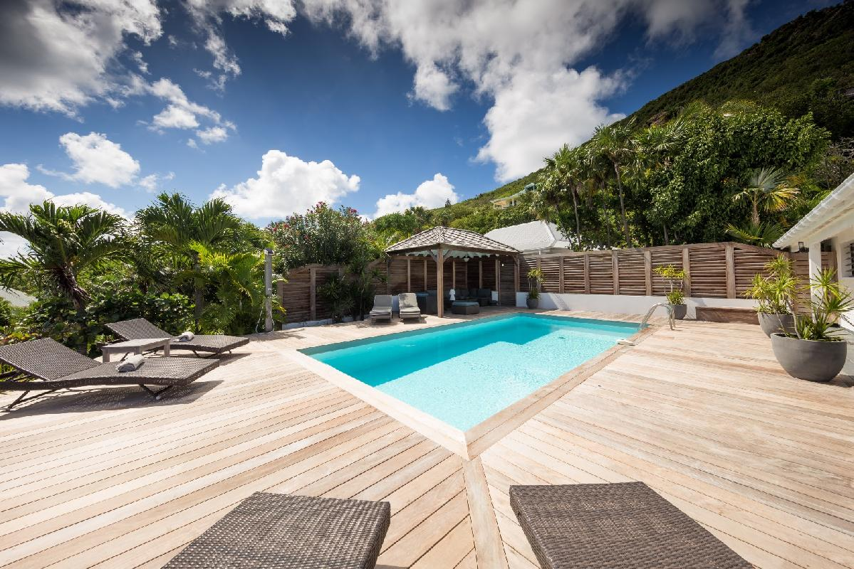 Saint Barth - Villa Manonjul 1
