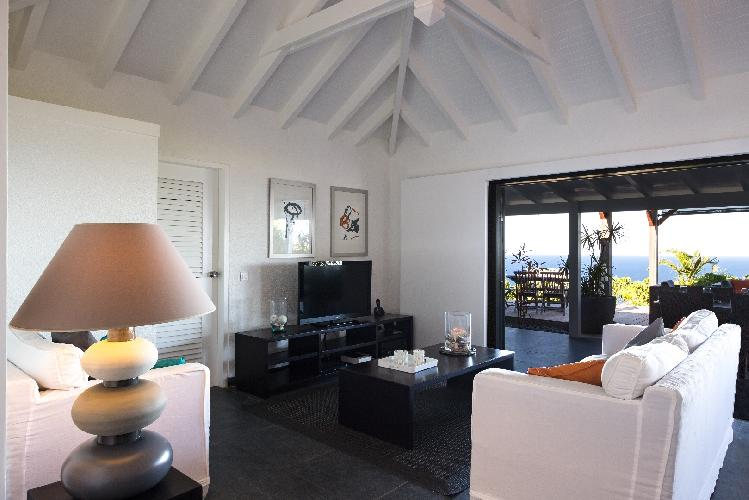 well-appointed Saint Barth Villa Manonjul 1 luxury holiday home, vacation rental