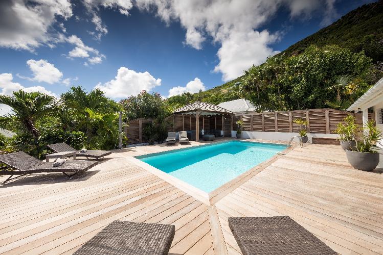 incredible Saint Barth Villa Manonjul 1 luxury holiday home, vacation rental
