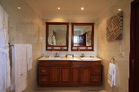 nice bathroom in Saint Barth Villa The Panorama Estate luxury holiday home, vacation rental