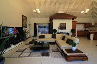 cool sitting area in Saint Barth Villa The Panorama Estate luxury holiday home, vacation rental