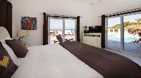 pleasant bedroom in Saint Barth Villa The Panorama Estate luxury holiday home, vacation rental