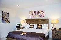 lovely bedroom in Saint Barth Villa The Panorama Estate luxury holiday home, vacation rental