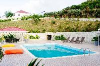 fantastic Saint Barth Villa The Panorama Estate luxury holiday home, vacation rental