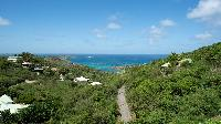cool surroundings of Saint Barth Villa The Panorama Estate luxury holiday home, vacation rental