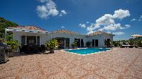 awesome grounds of Saint Barth Villa The Panorama Estate luxury holiday home, vacation rental