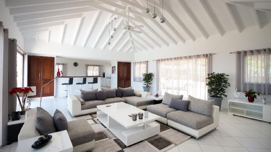 charming Saint Barth Villa The Panorama Estate luxury holiday home, vacation rental