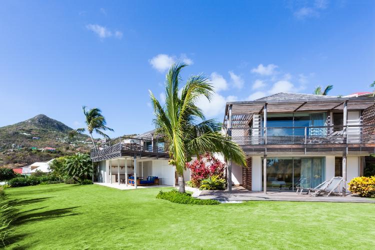 beautiful Saint Barth Villa Sereno 1 luxury holiday home, vacation rental