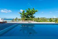 beautiful pool of Saint Barth Villa Sereno 3 luxury holiday home, vacation rental