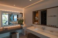 fancy Saint Barth Villa Axel Rocks luxury holiday home, vacation rental