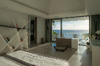 airy and sunny Saint Barth Villa Axel Rocks luxury holiday home, vacation rental
