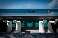 cool seafront Saint Barth Villa Axel Rocks luxury holiday home, vacation rental