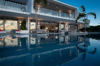 nice swimming pool of Saint Barth Villa Axel Rocks luxury holiday home, vacation rental
