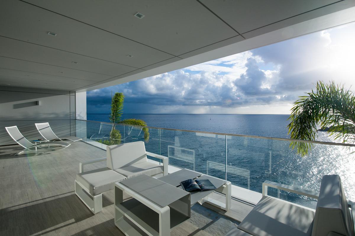 perfect Saint Barth Villa Axel Rocks luxury holiday home, vacation rental