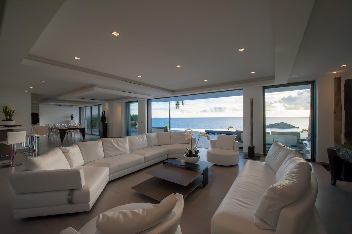 charming Saint Barth Villa Axel Rocks luxury holiday home, vacation rental