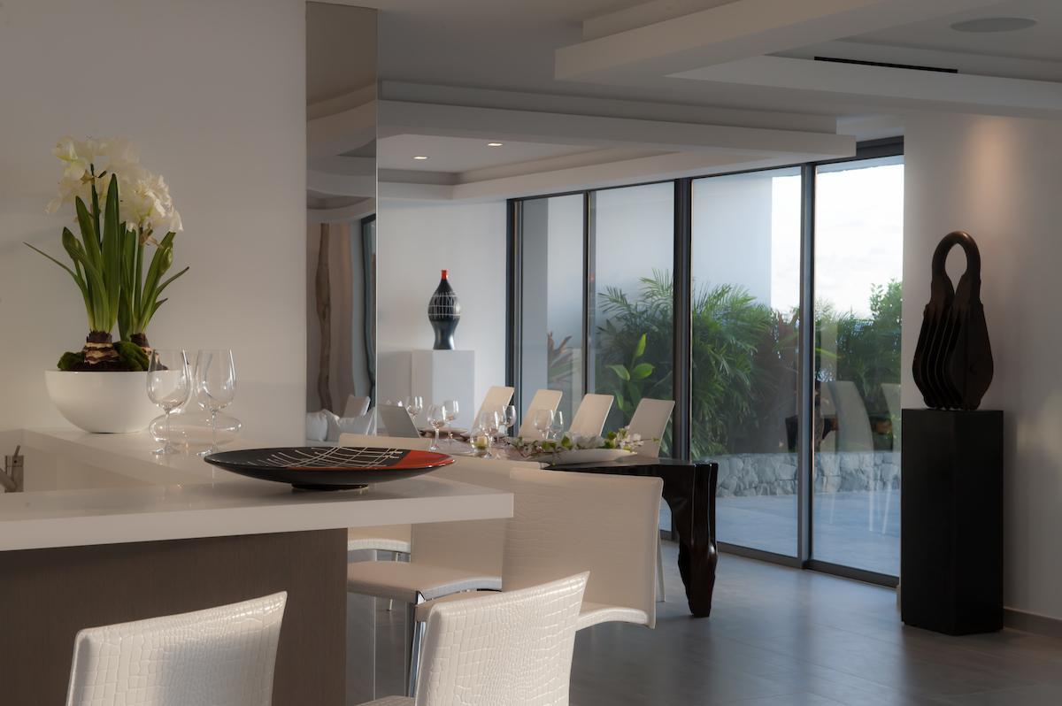 chic Saint Barth Villa Axel Rocks luxury holiday home, vacation rental