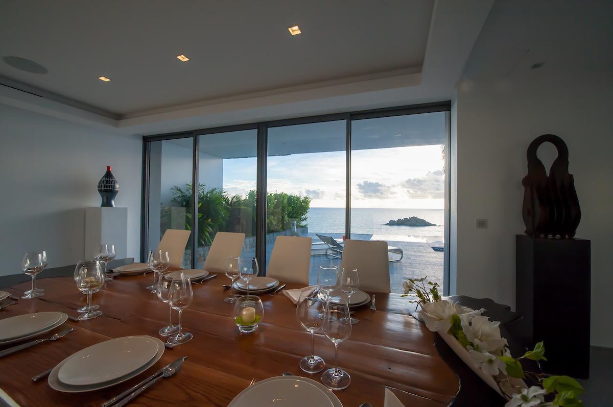 breezy and bright Saint Barth Villa Axel Rocks luxury holiday home, vacation rental