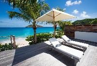 beautiful seaside Saint Barth Luxury Villa Ganesha holiday home, vacation rental