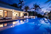 cool swimming pool of Saint Barth Villa Legends B luxury apartment, holiday home, vacation rental