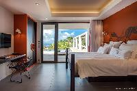 lovely bedroom in Saint Barth Villa Legends B luxury apartment, holiday home, vacation rental