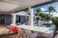 cool cabana of Saint Barth Villa Legends B luxury apartment, holiday home, vacation rental