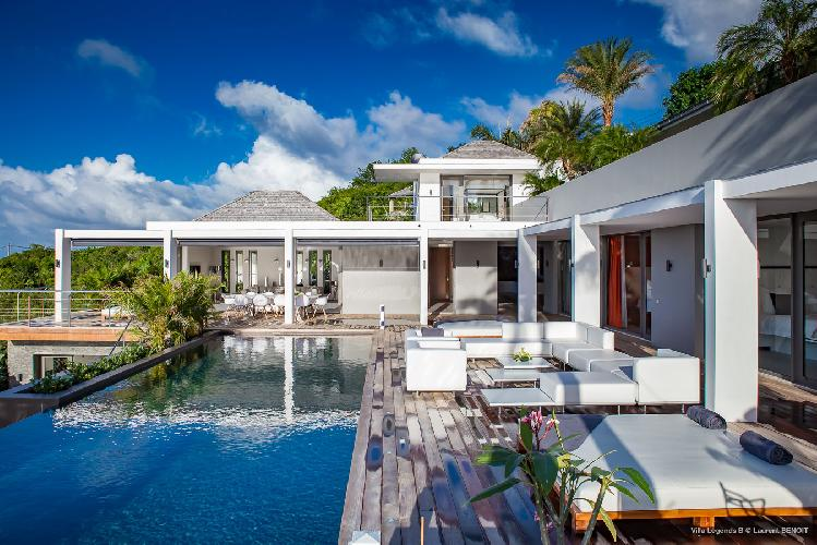 awesome Saint Barth Villa Legends B luxury apartment, holiday home, vacation rental
